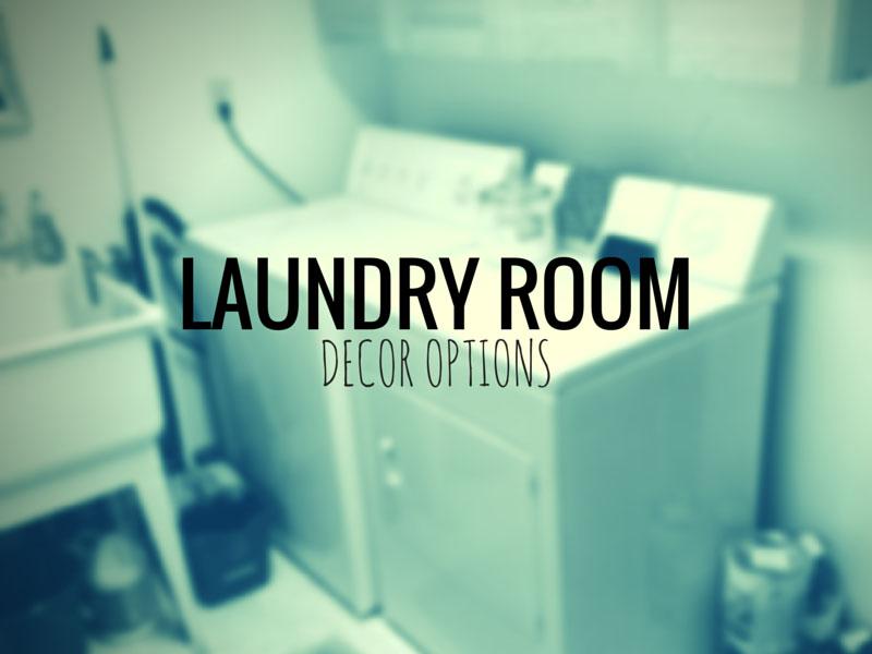 Laundry Room Decor Options Arcticdeco